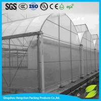 Hot sale uv treated plastic film greenhouse