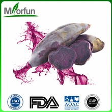 100% Natural purple potatoes powder 100% natural purple sweet potato extract for wholesales