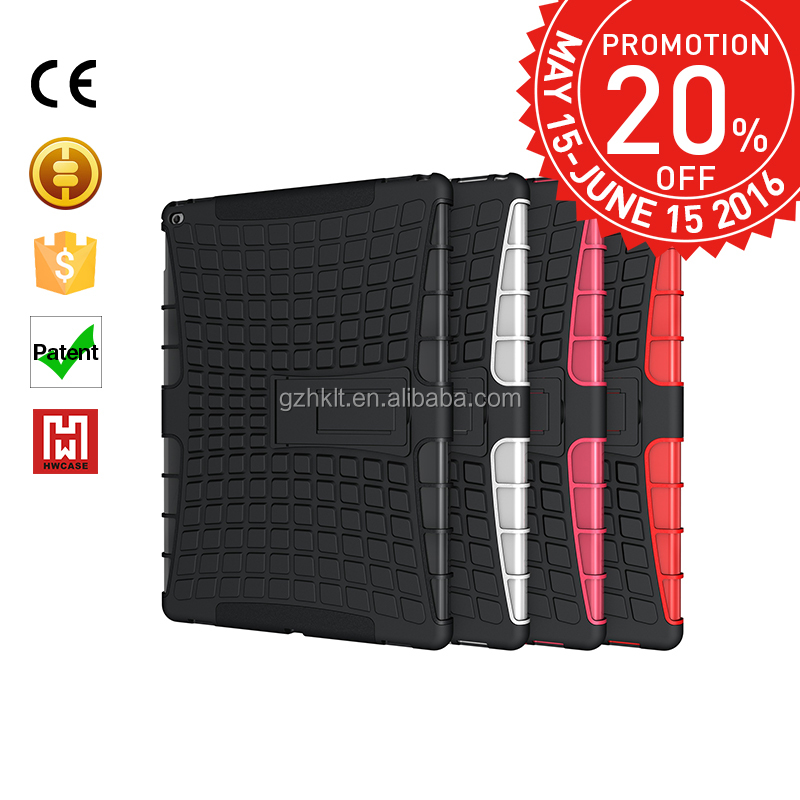 Promotions month , Hot wholesale cell phone cases for iPad Pro case
