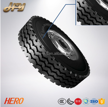 Cool operating low temperatures truck tire 295/80R