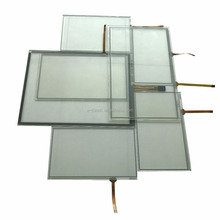 HD Anti-glare 2.0, 2.4, 2.8, 3.0, 3.2, 3.5, 4, 4.3, 4.5, 5, 6, 6.2, 6.5,7,15.... inch 4 wire resistive touch screen panel