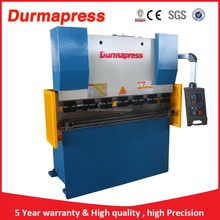Competitve price WC67Y-300/6000 cnc hydraulic press brake for sale with Delem System