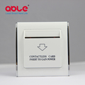 Hotel Energy Saving Wall Switch RF Key Card Delay Time Switch
