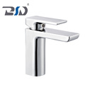 Contemporary high quality single handle lavatory basin faucet
