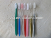 isposable mini toothbrush with paste hot high quality disposable hotel toothbrush