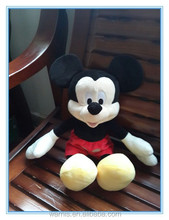 Wholesale high quality mickey mouse plush toy