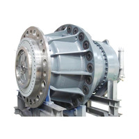 Wind turbine generator speed-up planetary gearbox