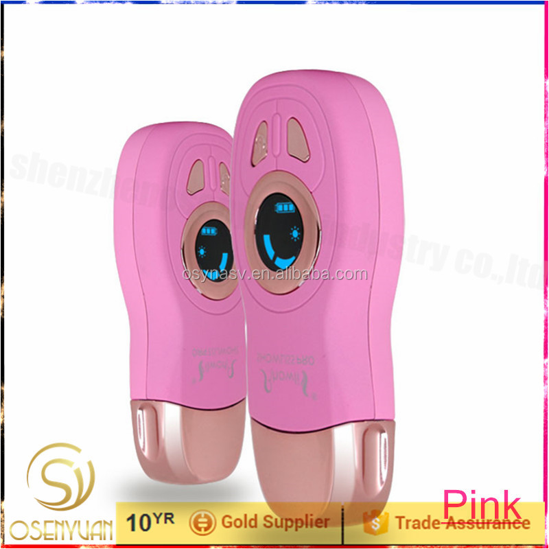 permanent facial thread epilator hair remover for lady body use hair removal