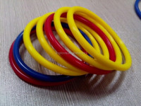 high quality mini colorful silicone rubber o ring