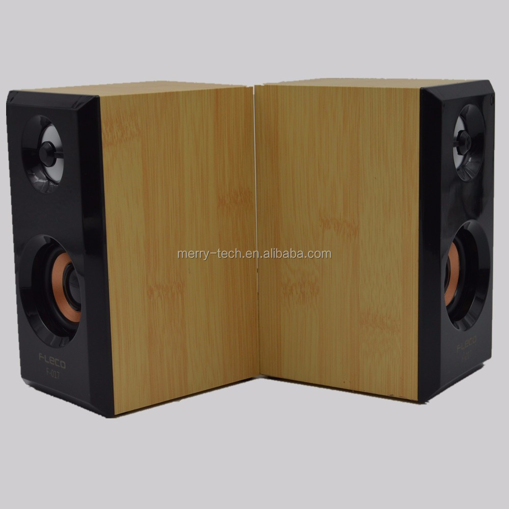 Most Popular items 2016 Multifunctional Digital Mini Speaker Wooden