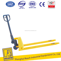 Low Profile 1Ton Durable Cheap Price Forklift Hydraulic Hand Pallet Truck
