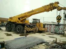 LIEBHERR 50 ton used rough terrain crane