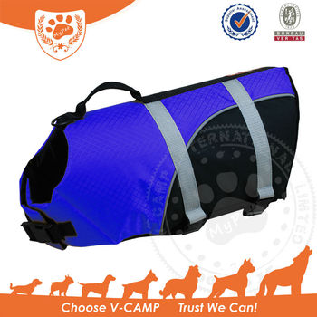 My Pet Durable Ergonomic Outdoor Dog Life Jacket