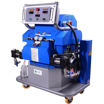 JHBW-AH7000 high pressure hydraulic spray machine