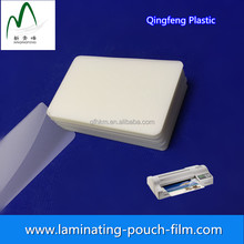 Protective Laminating Film Pouch with Difference Size and Thickness