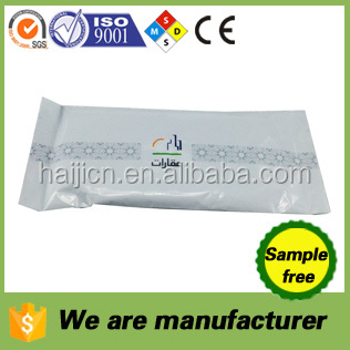wholesale individual single refreshing wet cotton towels/wipes for hotel&restaurant disposable cleaning OEM welcomed