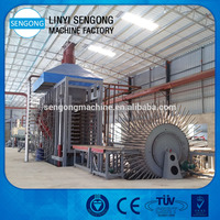Bagasse Particle Board Production Line Machine