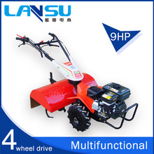 home use garden plow mini harvester