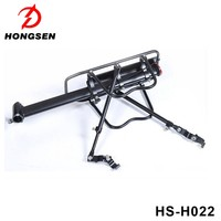 Bike Rear Rack Aluminum Bike Carrier Cycle cargo carrier