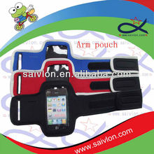 Personalise cell phone armband/arm holder