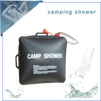 (43004) portable shower waterproof pvc bag solar Outdoor Camp Shower