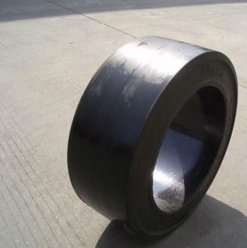 Solid tire 22x10x16