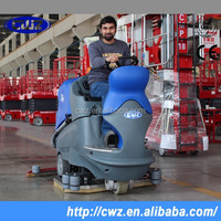 High Efficient Warehouse Used Floor Sweeper Cleaning Machine