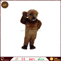 New Hot Fashion High quality otter funny cartoon cute mascot costume