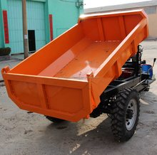 china-classic great power large loading hydraulic mini dumper
