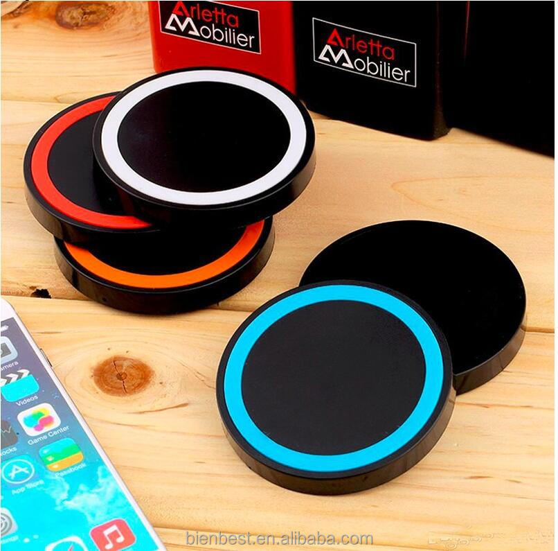 New Charger Plates Best Design Wholesale Mobile Charger Best Selling Qi Wireless Charger