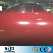 PPGI/PPGL Prepainted Galvanized Steel In Various Color anti finger