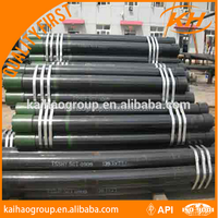 Oilfield tubing pipe/steel pipe China supplier lower price