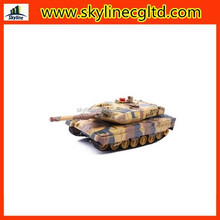 Sound and light wireless remote control tank,remote control fight tank,single pack tank