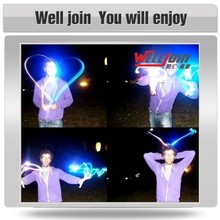 Customized funny latest fashion waterproof led ring light