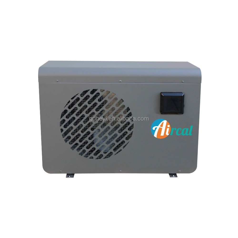 Metal Cabinet R410a Swimming Pool Heat Pump
