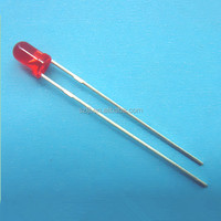 3mm LED Diode Red/Green/Blue/Yellow/White