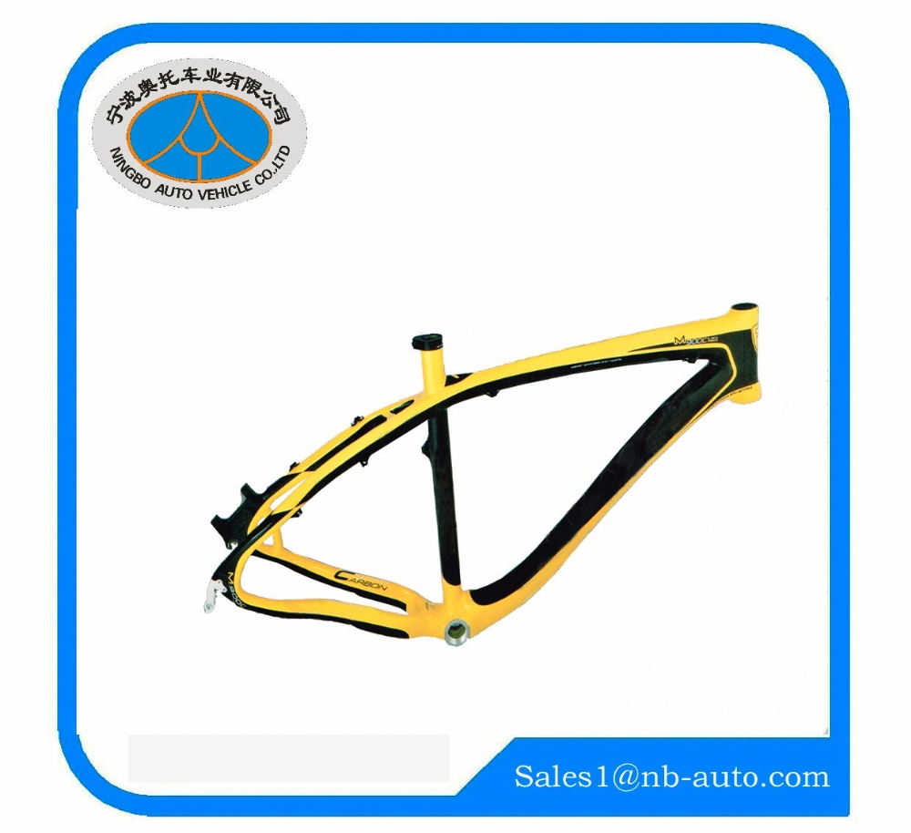 Hot sale carbon mountain bike frame made by china supplier in Alibaba