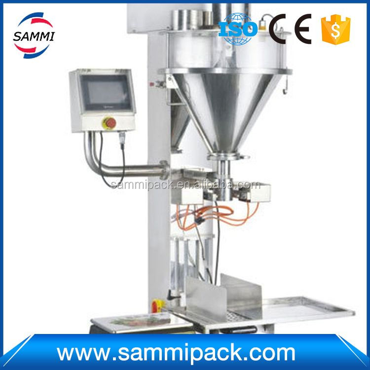 Best Price high performance SM-50A protein power filling machne/auger filler