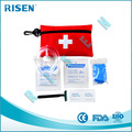 Portable First Aid Kit Medical Survival Bag,Mini Emergency Bag for Car,Home,Picnic,Camping ,Travelling