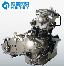 Lifan Zongshen Motorcycle Engine for Special Type CVT300 Single Cylinder 4 Stroke SOHC-4V