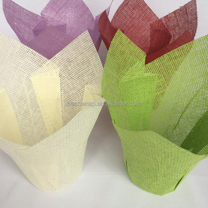 Decorative Book Cover Paper ~ Flower decorative pot cover paper flowerpot buy