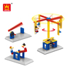 China Import Toys Diy Plastic Building