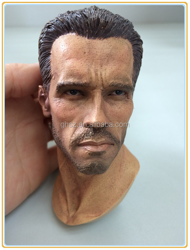 Resin collectible The Terminator movie hero schwarzenegger bust statue