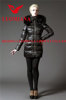 hot new style fake designer clothes women short winter duck down jacket
