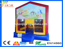 Attractive 2016 Barbie Bounce House Combo and Combo Inflatable China cheap inflatable bouncers sport game