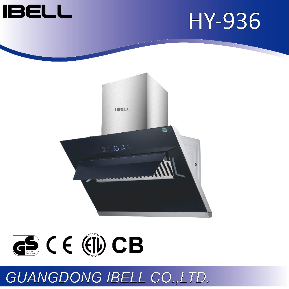 2017 New design Wall mounted Range Hood