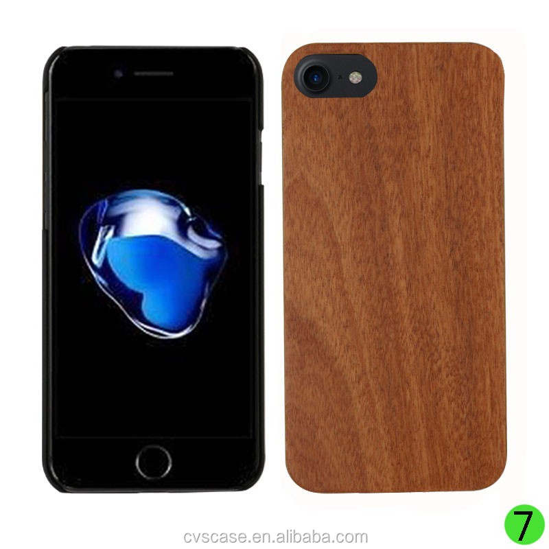 Wooden Cell Phone Cover From Chinese OEM,Durable Mobile Phone Shell for iPhone 7