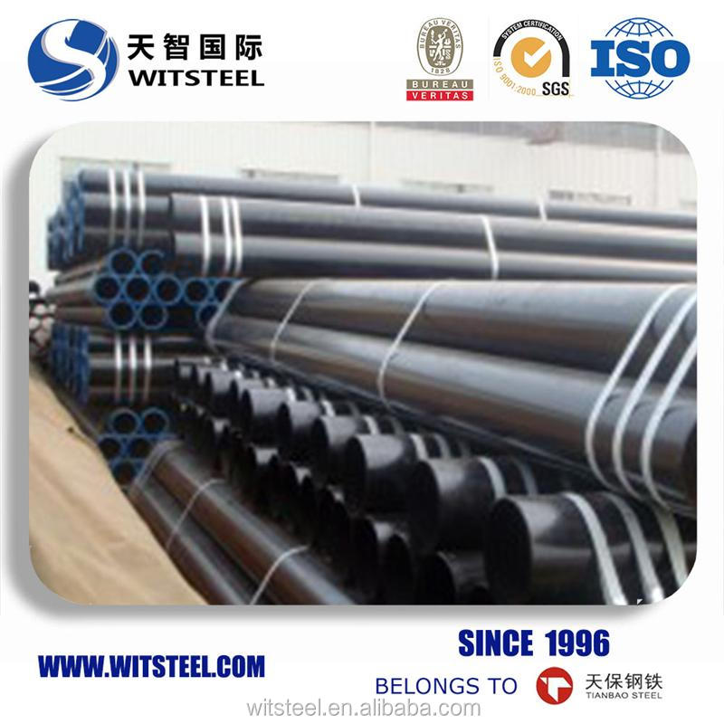 agriculture irrigation astm a106 astm gr.b seamless steel pipe with high quality