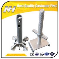 scaffolding adjustable base jack