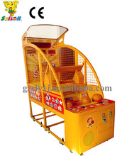 CHILDREN BASKETBALL is a popurlar pace CE game machine.